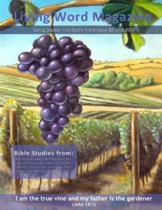 Free Bible study magazine for those wishing to go deeper into God's Word